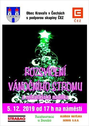 vanocniStrom2019