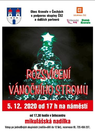 Ván strom 2020